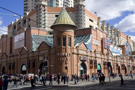 Shoppingmall v Austrálii